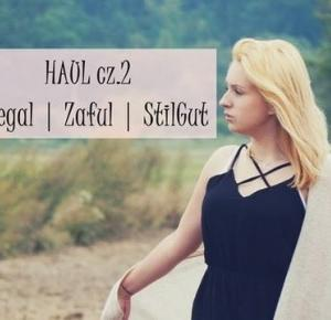 HAUL cz.2 | Rosegal | Zaful | StilGut