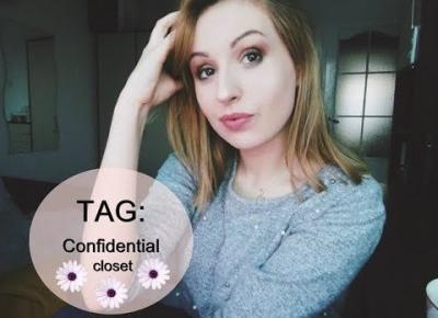 TAG: Confidential closet