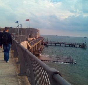 Moja przygoda z Portsmouth #2        |         Lantiva