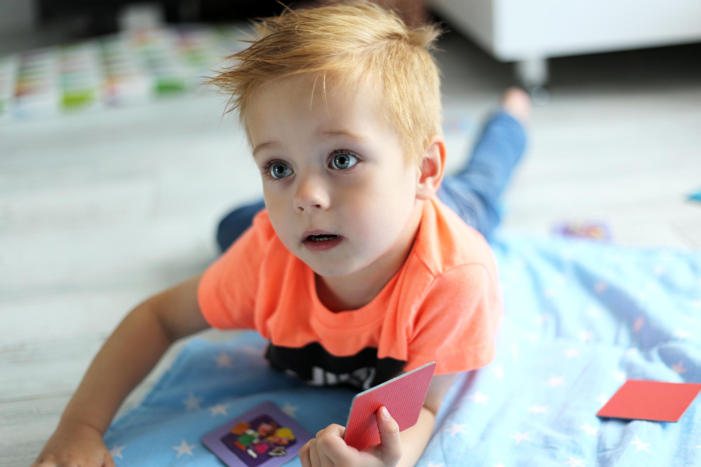 Plastusie Granna - gra dla dzieci w wieku 2-4 lata