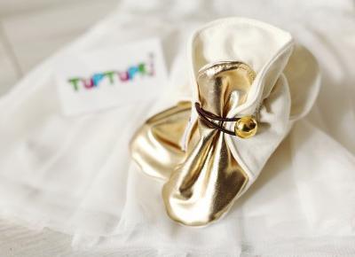 TupTupki - buciki dla niemowląt idealne od pierwszych dni życia