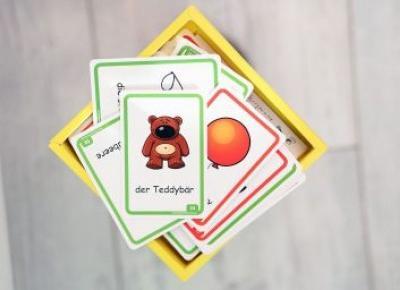 Niemiecki dla dzieci - nauka poprzez zabawę