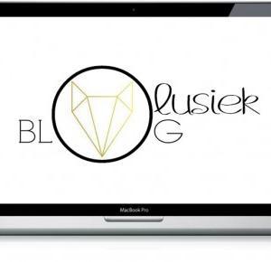 Logo dla Olusiek-blog - ZAMÓW LOGO