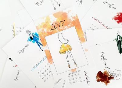 Kalendarz 2017 - pobierz za darmo!