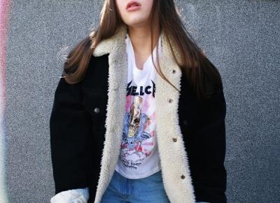 kurtka MOJEGO TATY jest MODNA | moda powraca | #1 - Ananas Lover