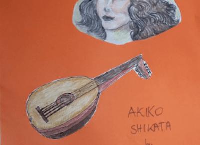 Le Royaume De Anna Natalia: Akiko Shikata - Japońska bogini