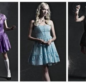 Kolekcja mody inspirowana Alicją w Krainie Czarów
