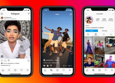 Instagram Reels dostępne globalnie. Jak korzystać? - Kotem Oka