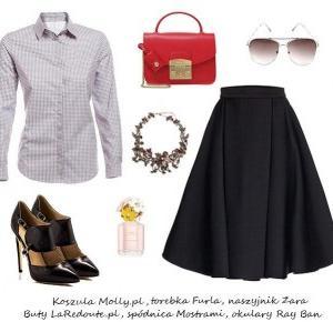 Wiosenne stylizacje do pracy - koszule damskie!