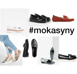 Hot trendy - mokasyny! - ModaiJa