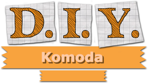 World Endzi: DIY – Komoda jak z IKEI.