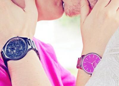 Drewniane zegarki Giacomo Design - recenzja - FEMMIND.pl