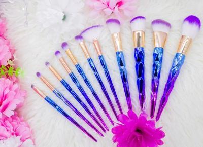 Pędzle do makijażu Unicorn brushes - Jednorożcowe pędzle | FEMMIND.pl