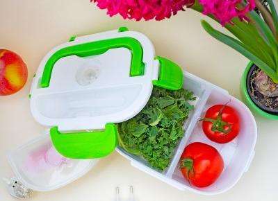 Pojemnik na lunch - ciepłe obiady w każdym miejscu | FEMMIND.pl