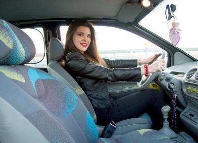 Auto dla kobiety, czyli recenzja