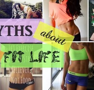 angegar: 50 mitów o fit życiu