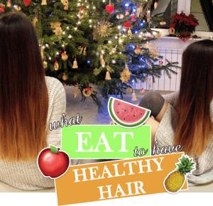 angegar: Co jeść, by mieć zdrowe włosy?