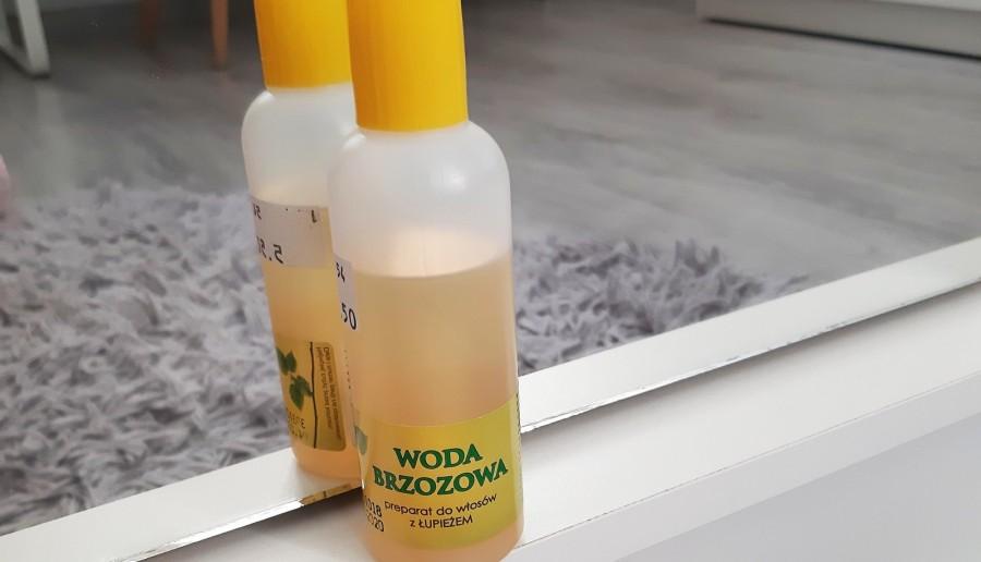 Barwa - Woda brzozowa.