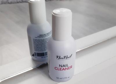 Neonail - Nail Cleaner, Płyn do odtłuszczania płytki paznokcia