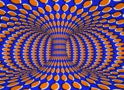 10 najbardziej spektakularnych złudzeń optycznych!
