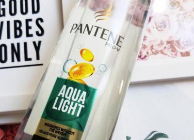 Pantene Pro-V - Aqua Light, Szampon do włosów