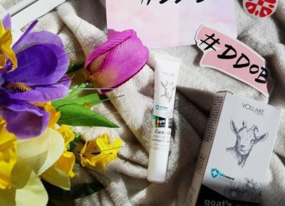 #DDOBSHOP Vollare Cosmetics - Kozie mleko, Krem pod oczy, Nawilżająco-wygładzający.