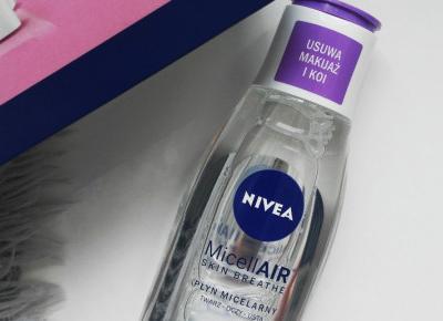 Nivea - Pielęgnujący płyn micelarny do cery wrażliwej i nadwrażliwej Micellair