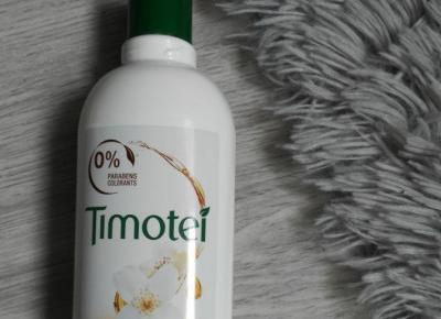 Timotei-Szampon do włosów, Drogocenne olejki.