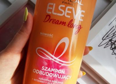 L'Oréal - Elseve, Szampon do włosów, Dream Long.
