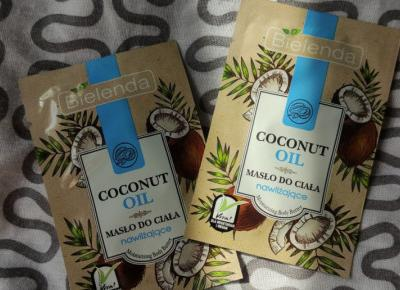 Bielenda - Coconut Oil, Masło do ciała, Nawilżające.