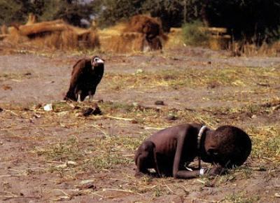 46. Głód i sęp.