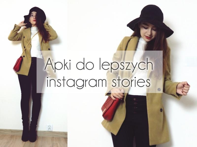 Jak dodać muzykę i animowane napisy na instagram stories? Pomocne aplikacje