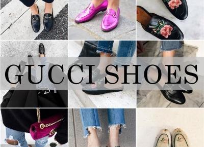 trendy 2017 - gucci shoes - najmodniejsze buty sezonu wiosna/lato 2017?