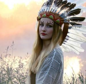 Positive Life: Indie autumn - pióropusz