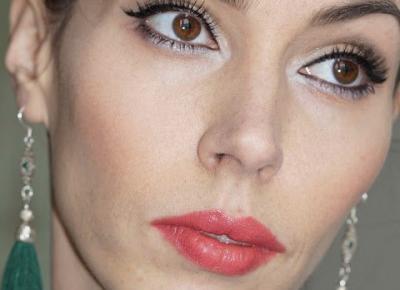 Soczysty makijaż na wiosenne i letnie dni: Marc Jacobs/ Shiseido/ Smashbox/ ABH/ Eris/ Inglot        |