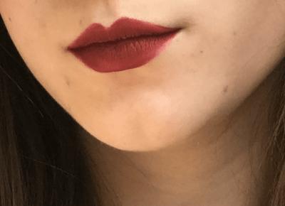 Matowa szminka