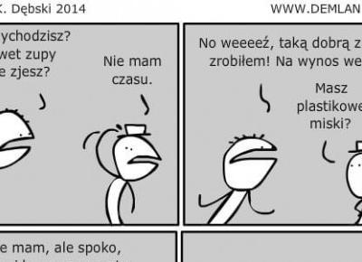 Komiks Dem