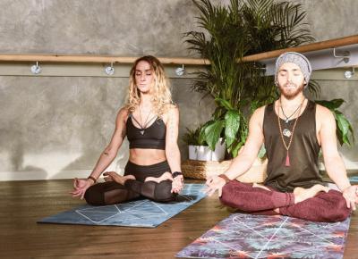 Trenujecie jogę?