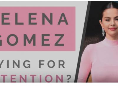 Selena Gomez klamie o chorobie dwubiegunowej?