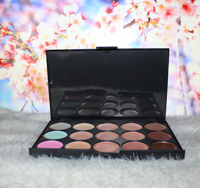 Anks_blog: Concealer Palette & Eyeshadow Palette