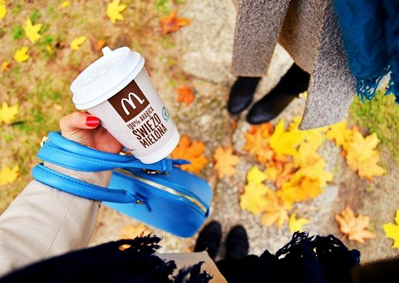 rozgrzewające cappuccino