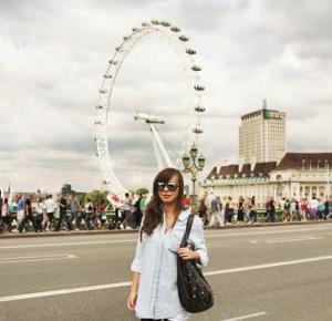 Wspomnienia z podróży: Londyn 2010