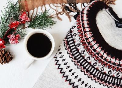 lumpeksowe sweterki i konkurs