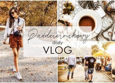 Październikowy Vlog