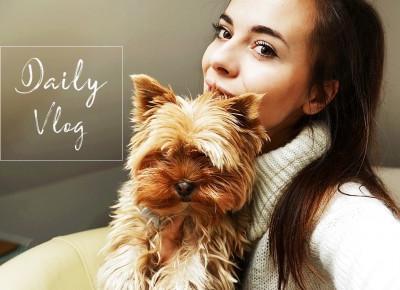 Daily Vlog: Kawiarnia, Małe Zakupy, Gotowanie