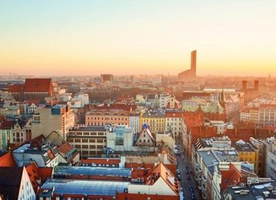krótki wypad do Wrocławia