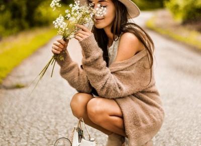 raz ciepło, raz zimno / letnia stylizacja z kardiganem - Ankyls