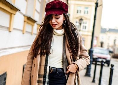 stylizacja z czapką bosmanką - Ankyls