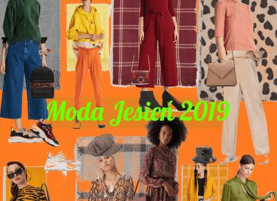 Moda Jesień 2019