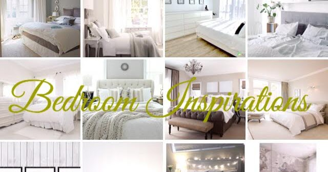 Memories Frozen Still: Bedroom Inspirations